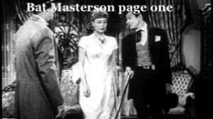 Bat-Masterson-page-one