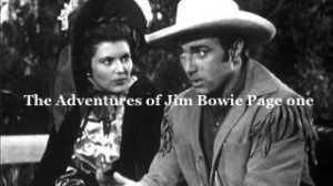 the-adventures-of-jim-bowie-page-one