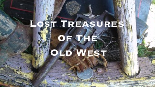 Lost Treasures of the old west original western web TV series
