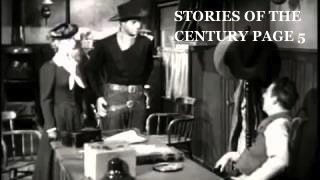 Stories of the century western TV show page 5