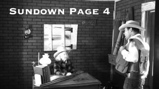 Sundown original western web series page four